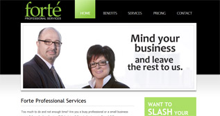 Forte Professional Services