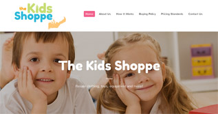The Kids Shoppe