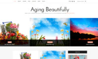 Aging Beautifully Website