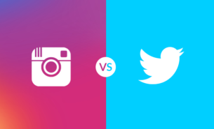 Instagram vs. Twitter for Business
