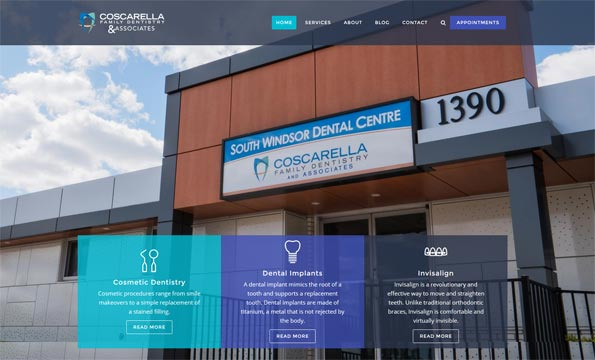 Coscarella Family Dentistry